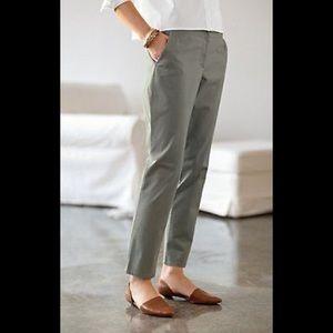 NWT J.Jill Chino Ankle Pants
